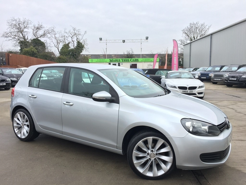 Volkswagen Golf Maple Tree Cars Colchester
