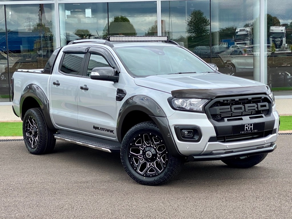Ford Ranger Roy Humphrey Prestige Cars Suffolk