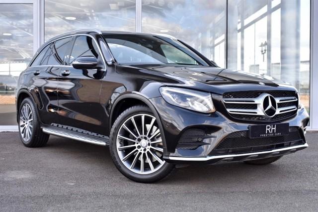 Mercedes GLC220d