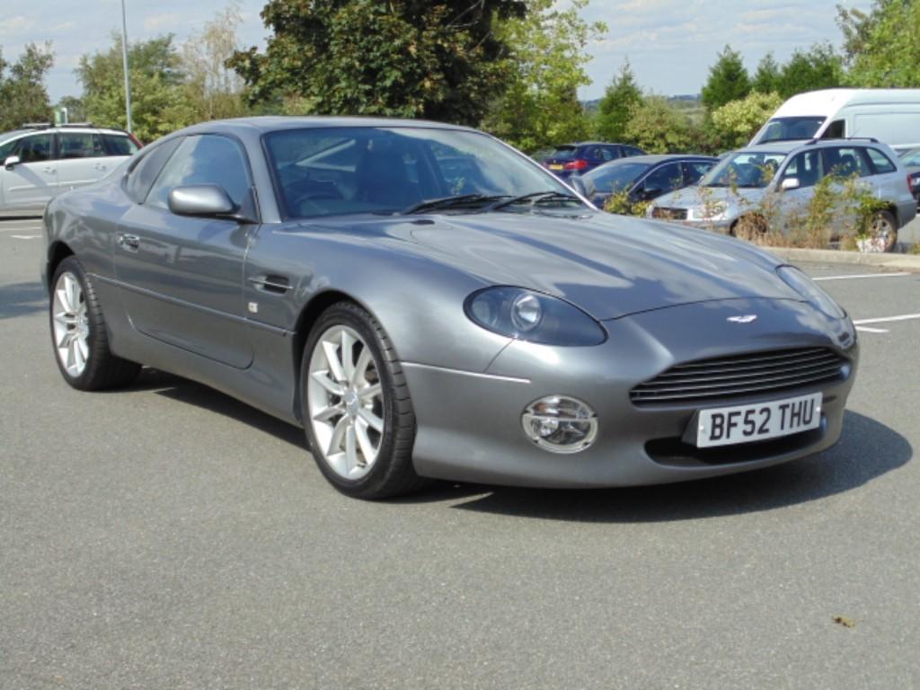Aston Martin DB DC Motor Company Kent - Aston martin dc