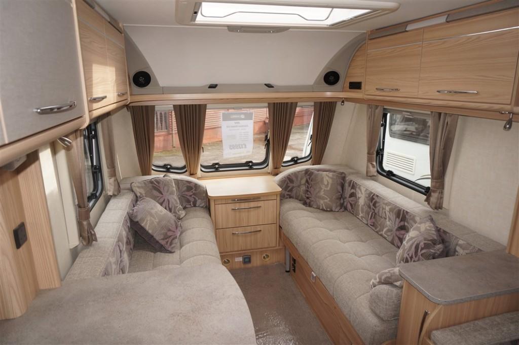 Coachman Olympia Canwell Caravan Centre Staffordshire
