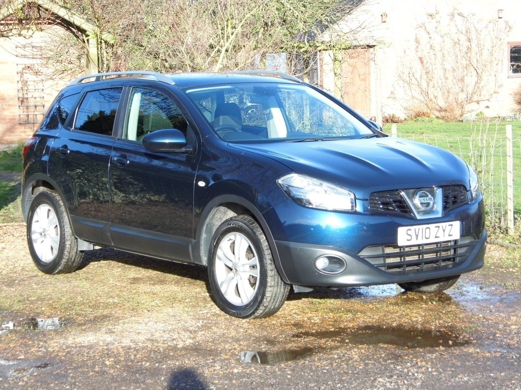 Nissan Qashqai Wyboston Car Sales Wyboston