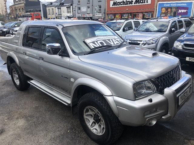 Mitsubishi L200
