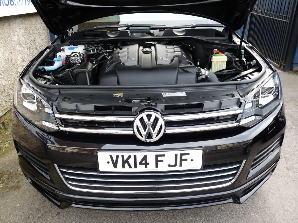 Volkswagen Touareg | Sportline Car Sales | Leicestershire