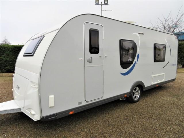 Adria Astella 613 HT Caravan
