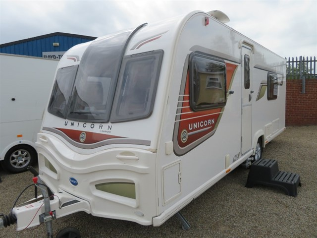 Bailey Unicorn Cadiz Caravan