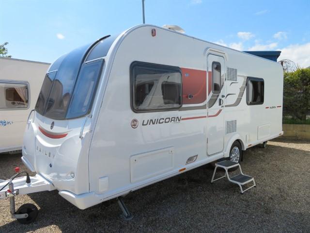 Bailey Unicorn Valencia III OVS Caravan