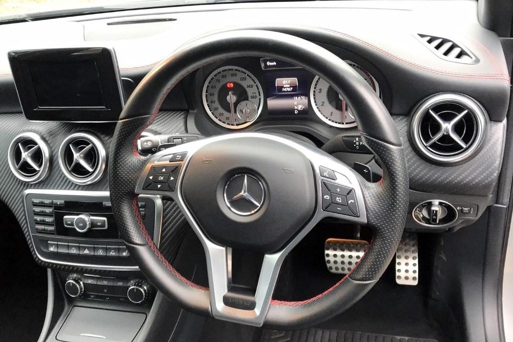 Mercedes A200