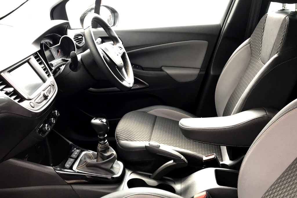 Vauxhall Crossland X