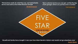 Vauxhall Astra | Mark Berwick Motors Ltd | Perth and Kinross