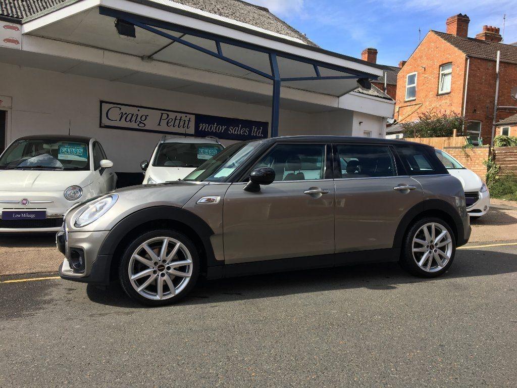 Mini Clubman Craig Pettit Motor Sales Ltd Northamptonshire