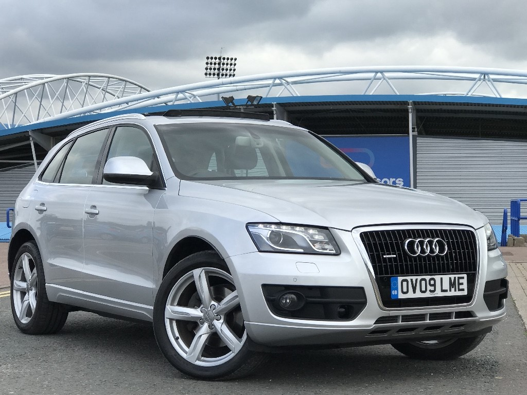 Audi Q5   St Andrew's Motor Company   West Yorkshire