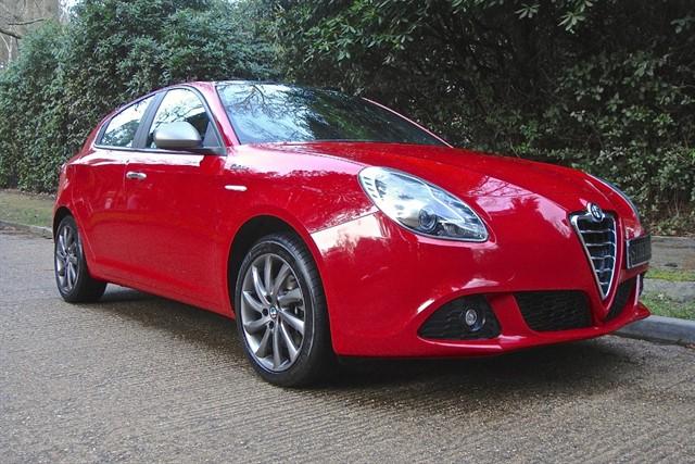 Alfa Romeo Giulietta in Bagshot, Surrey