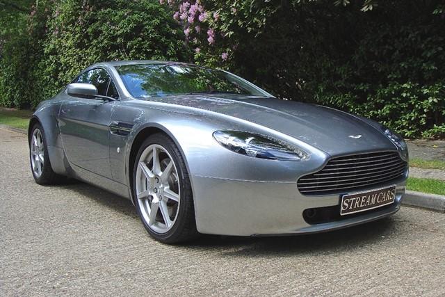 Aston Martin Vantage in Bagshot, Surrey