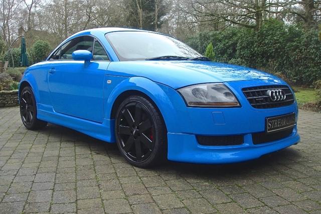 Audi TT in Bagshot, Surrey