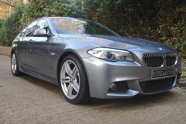 BMW 530d in Bagshot, Surrey