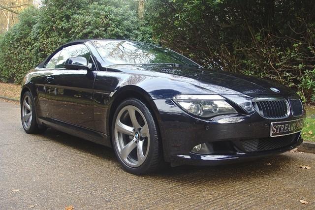 BMW 635d in Bagshot, Surrey