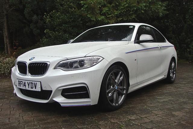 BMW M235i in Bagshot, Surrey