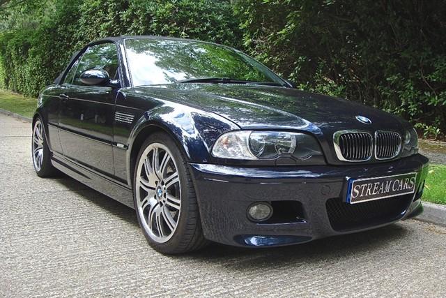 BMW M3 in Bagshot, Surrey