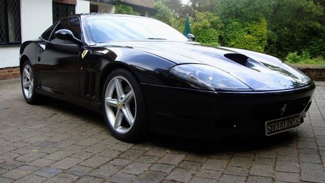Ferrari 575M in Bagshot, Surrey
