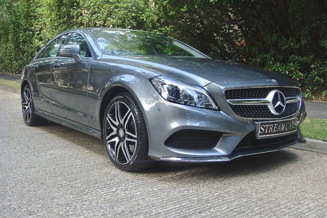 Mercedes CLS400 in Bagshot, Surrey