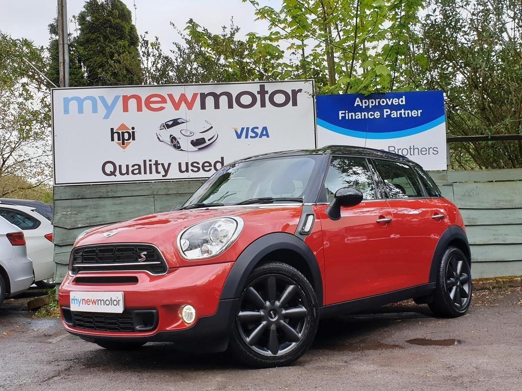 Mini Countryman My New Motor Avon