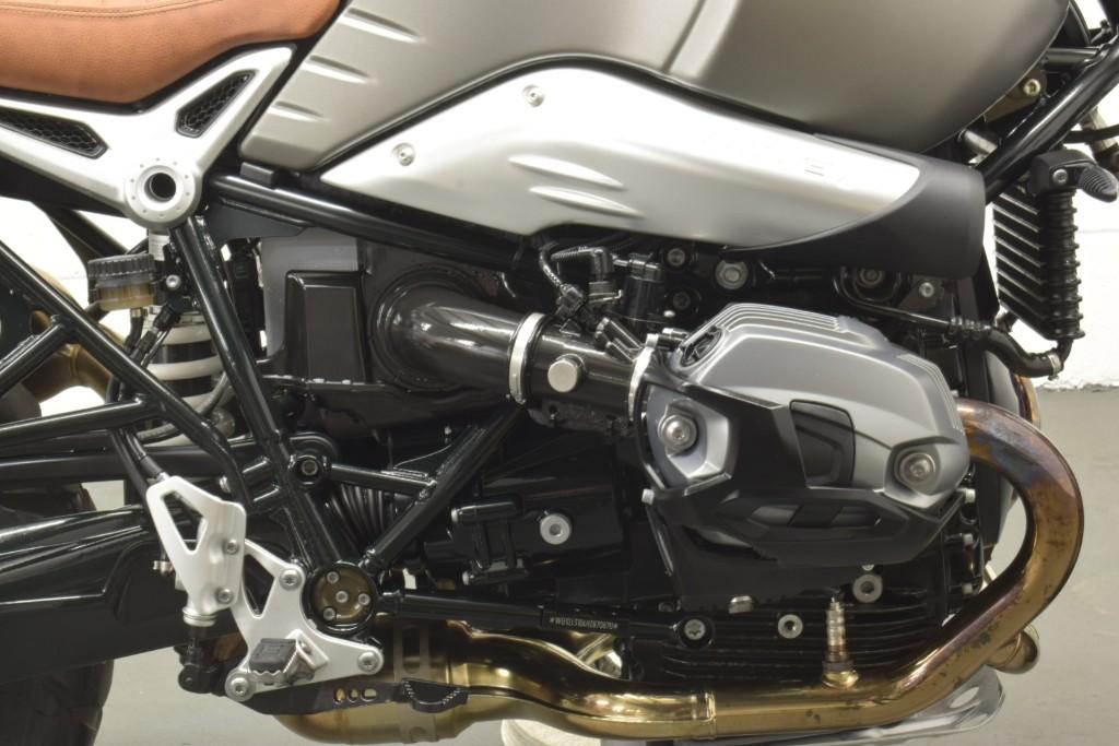 BMW R nine T Scrambler | Optimum Bikes Ltd | West Yorkshire