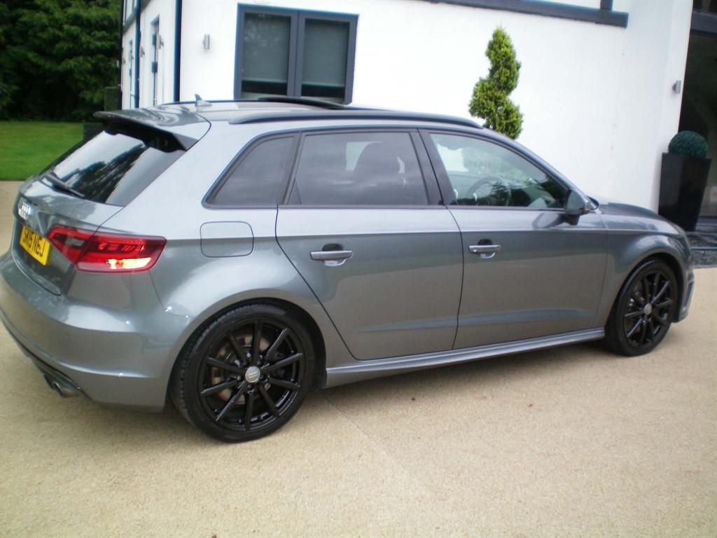 Audi S3 | Platinum Marques | Berkshire