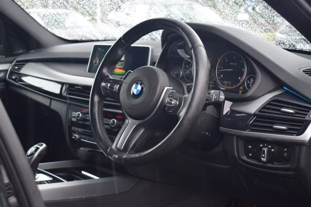 Used BMW X5 from More cars ltd