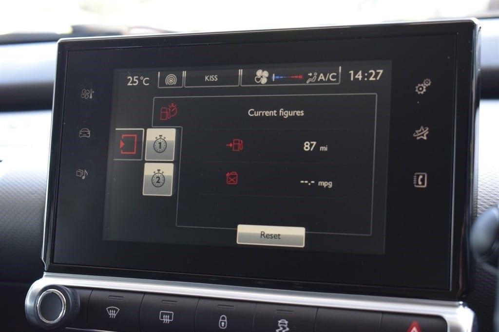 Used Citroen C4 Cactus from More cars ltd