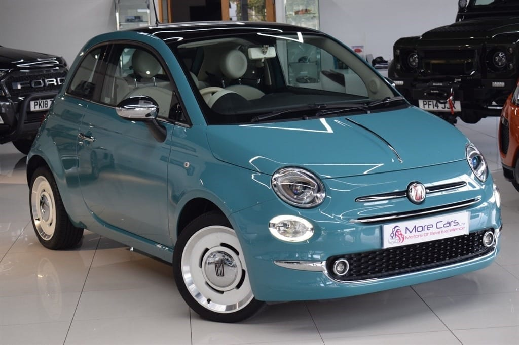 Used Fiat 500 from More cars ltd