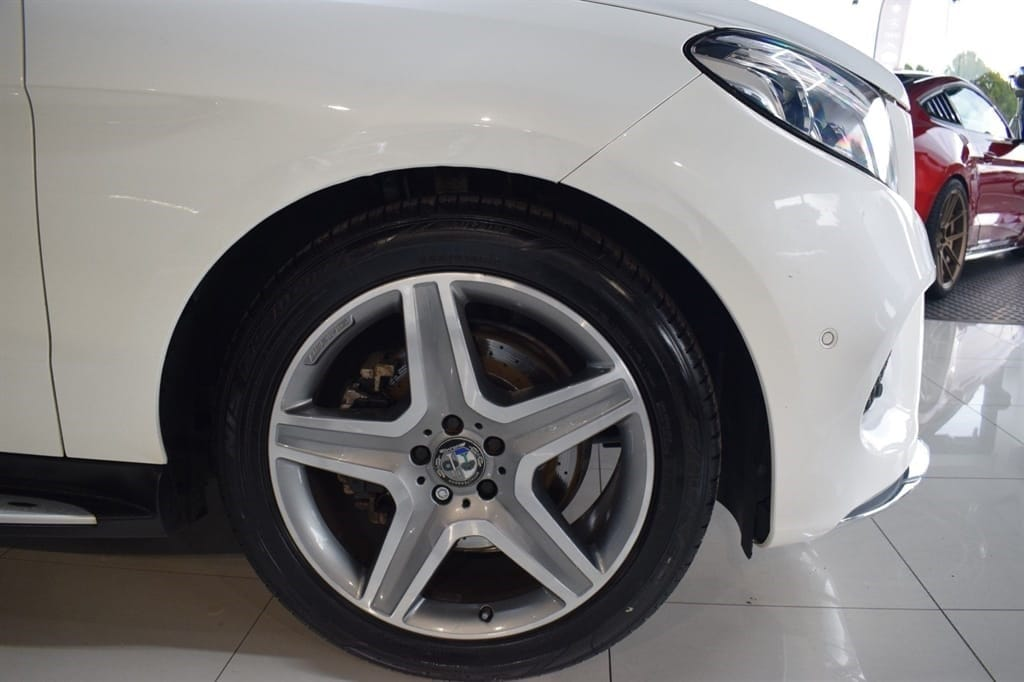 Used Mercedes GLE350 from More cars ltd