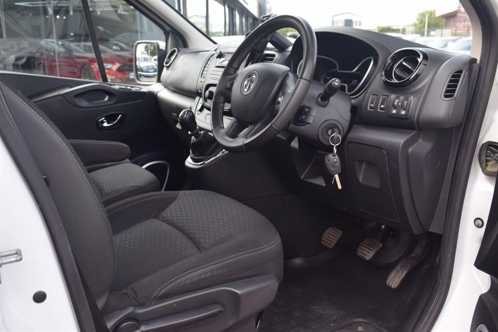 Used Vauxhall Vivaro from More cars ltd