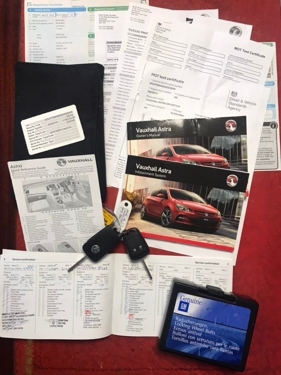 Vauxhall Astra | Ian White Motors Ltd | Tyne and Wear