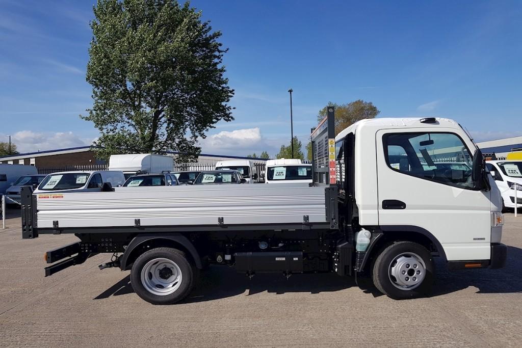 Mitsubishi Fuso Canter | Van Sales Bristol | Bristol