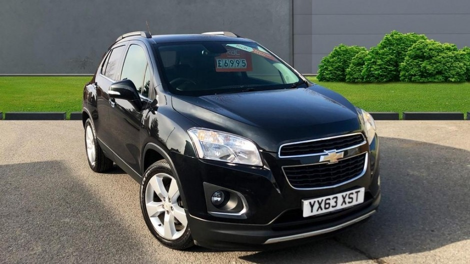 Used Chevrolet Trax In Thirsk North Yorkshire Thirsk Auto
