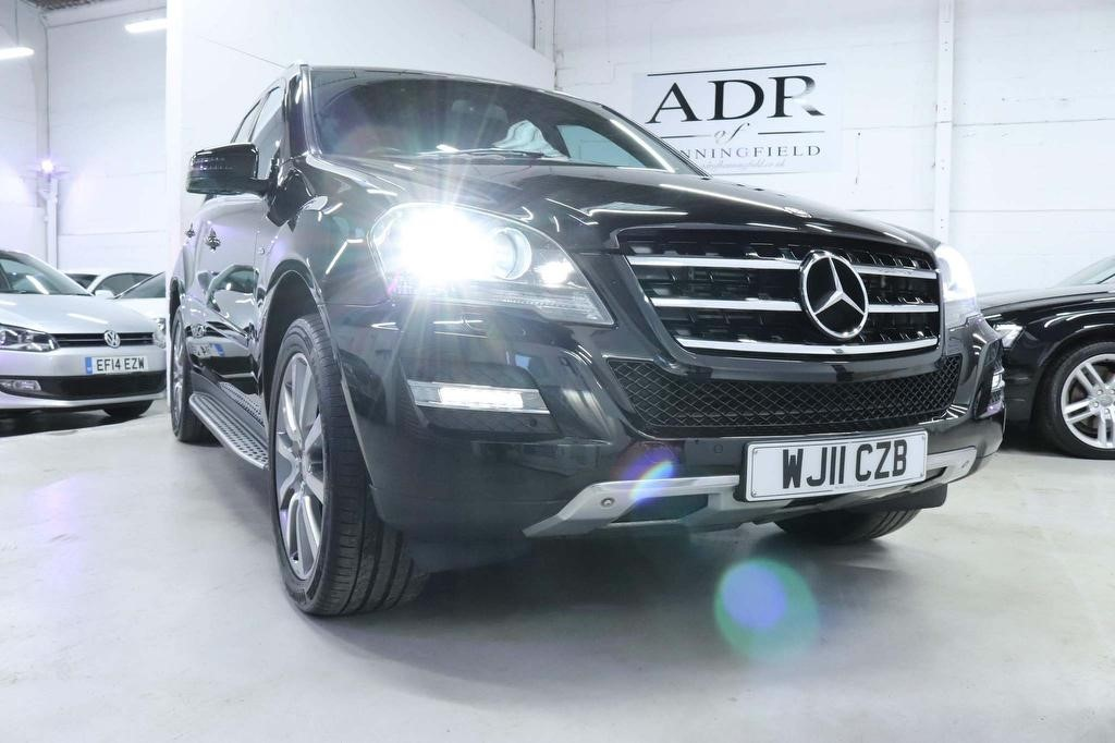 Used Mercedes ML350 in Wickford, Essex | ADR of Hanningfield