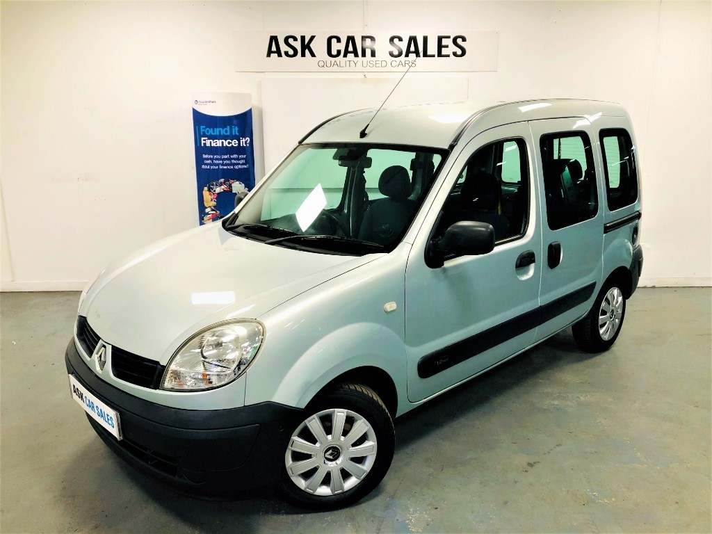 Renault Kangoo | Ask Car Sales LTD | Avon