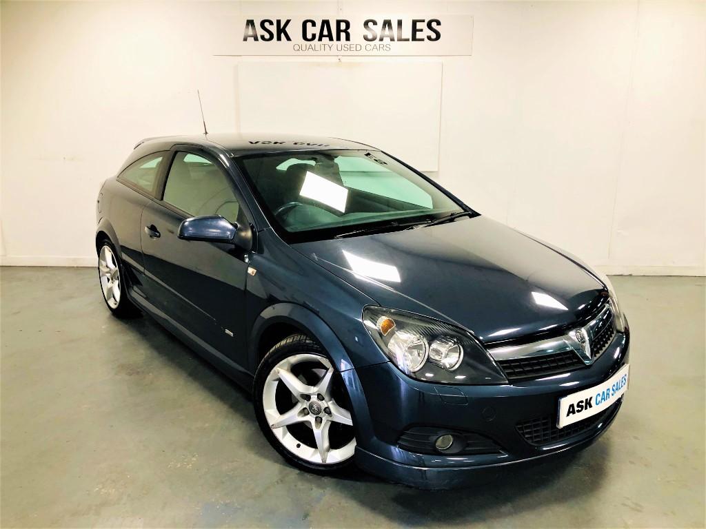 Vauxhall Astra   Ask Car Sales LTD   Avon