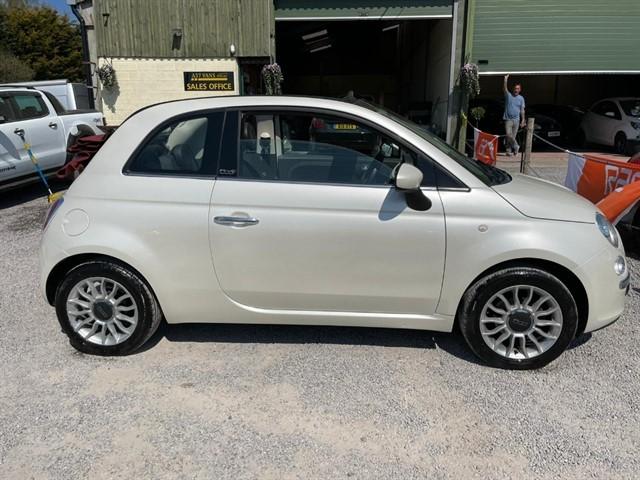 Used Fiat 500 in Bristol