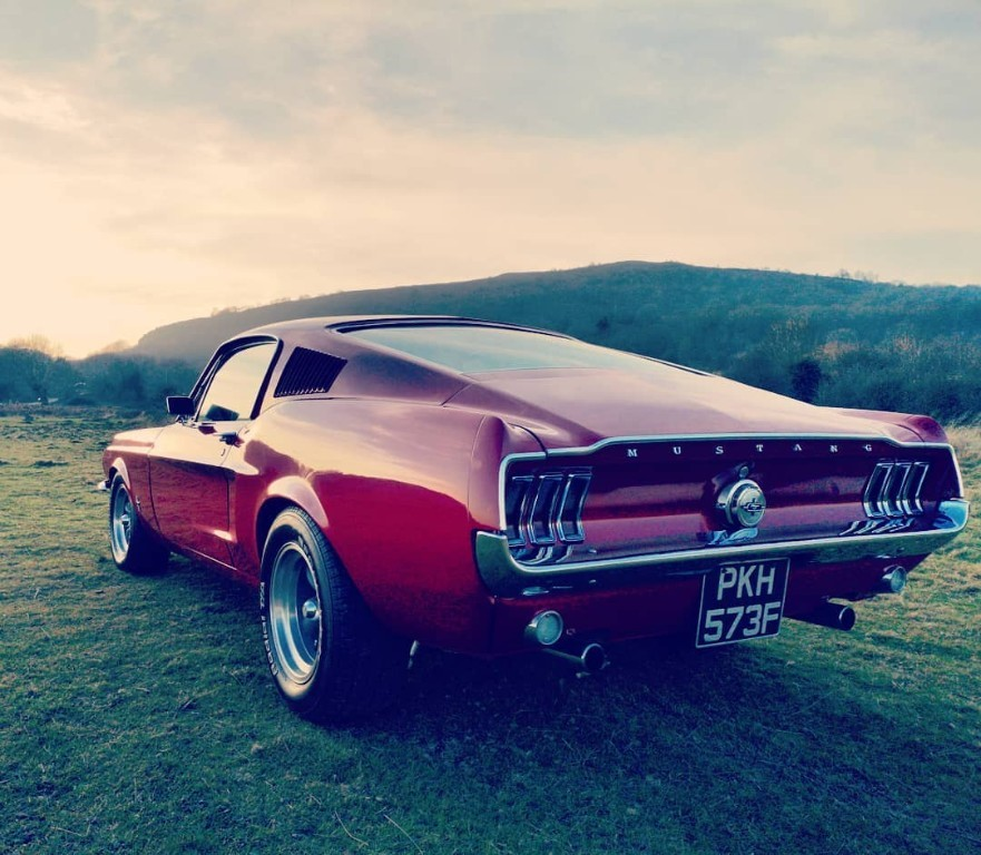 Ford Mustang West County Cars Worcestershire