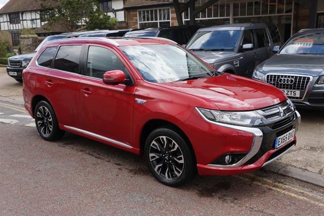 Mitsubishi Unlisted