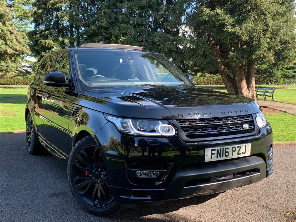 Used Land Rover Range Rover Sport For Sale In Ilford Essex Raza Motors Ltd