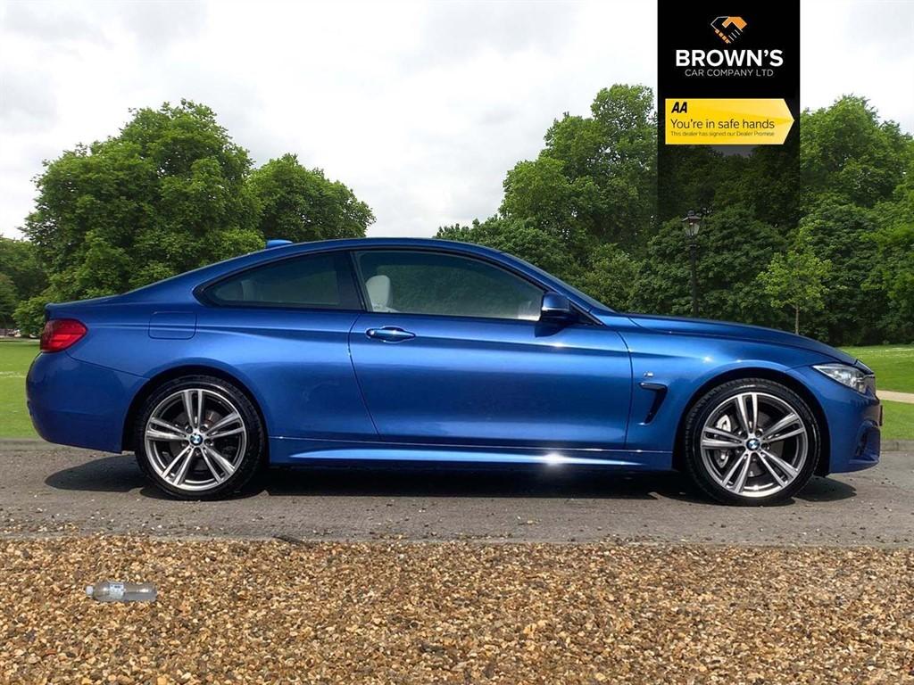 BMW 435d