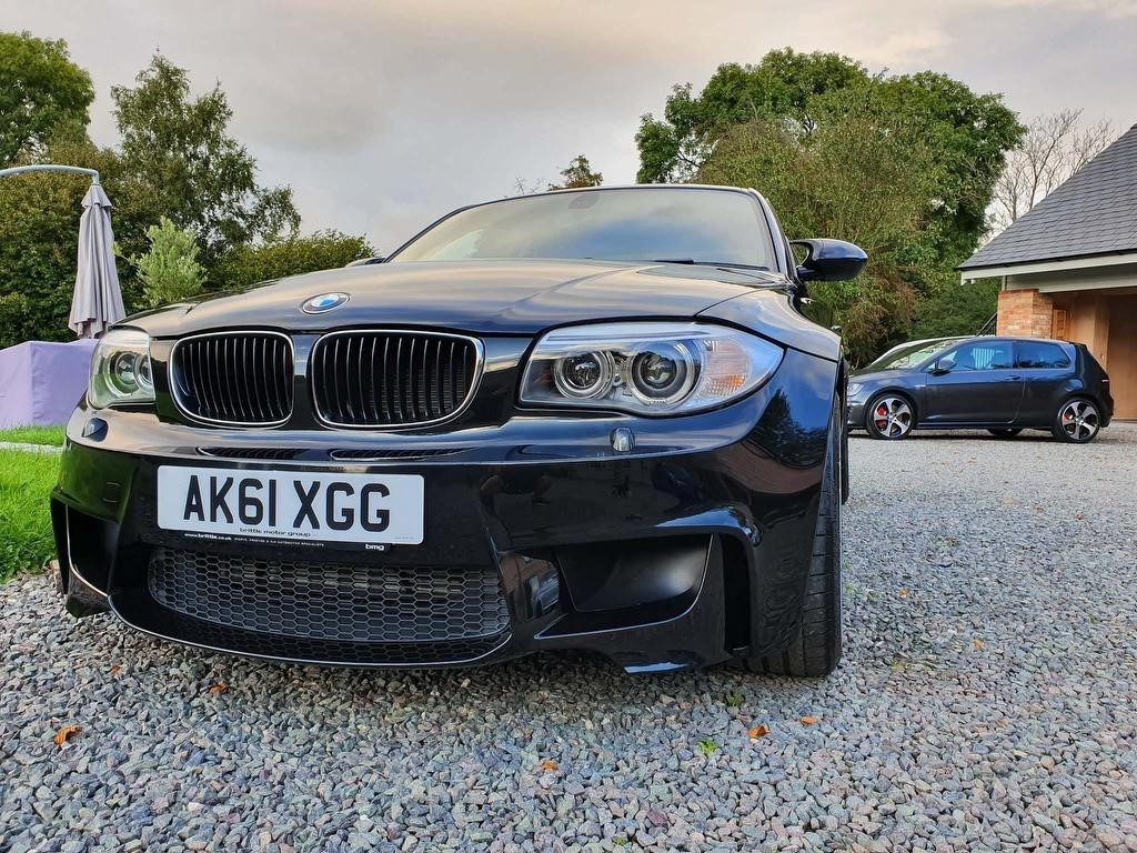 BMW 1M