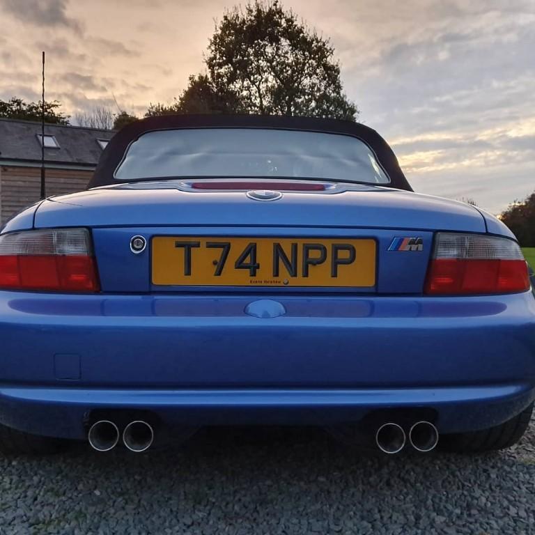 BMW Z3 M