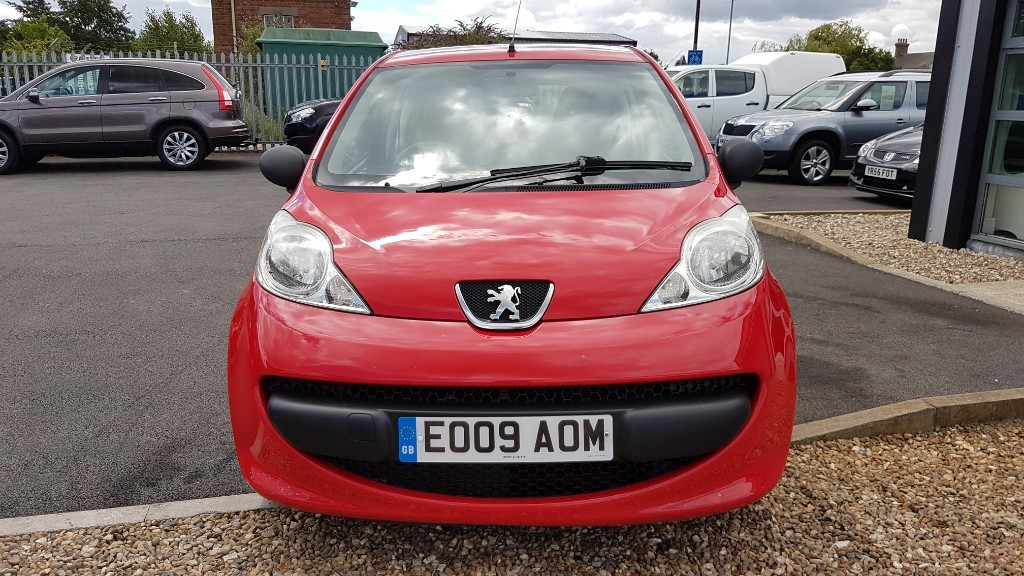 Used Peugeot 107 For Sale In Earl Stonham Suffolk Old Forge Garage