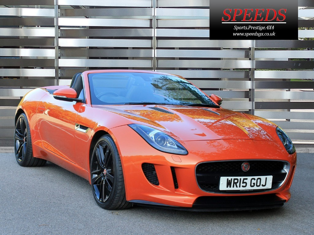 Used Jaguar F Type For Sale >> Used Jaguar F Type For Sale In Loudwater Buckinghamshire