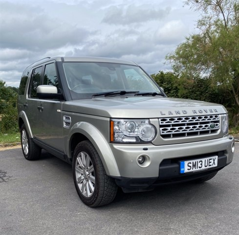 Land Rover Discovery XS
