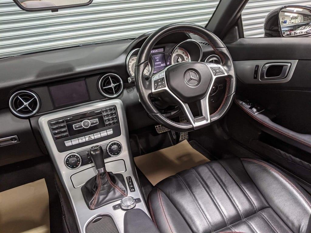 Mercedes SLK250